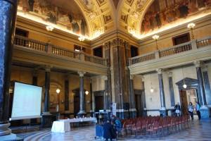 Panteon. Przygotowania dopodpisania współpracy trzech muzeów (wOpawie, Brnie iPradze) na200-lecie muzealnictwa naZiemaich Czeskich
