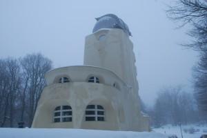 Wieża Einsteina. Manifest architektoniczny Ericha Mendelsohna (Potsdam, 2010)