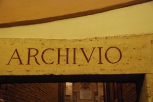 Archivio Fabryki św.Piotra