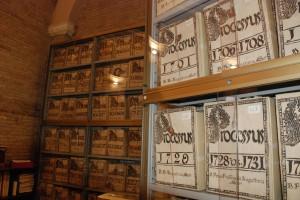 Dokumenty zXVIII wieku