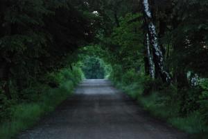 Śląskie drogi... Okolice Rud.