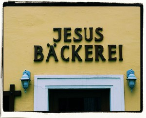 Jezusowa piekarnia. Przedmieście Mikołaja. Goerlitz