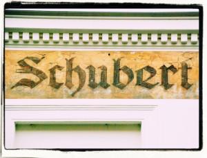 Schubert. Krawiec?