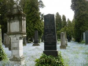 Cmentarz żydowski II. Opawa