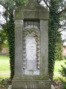 Pomnik pamięci żydowskich żołnierzy. Cmentarz. Opawa