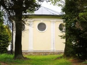 Dom pogrzebowy. Cmentarz żydowski. Opawa