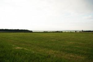Śląsk Opawski. Widziane zprzewyższenia wHrabyne