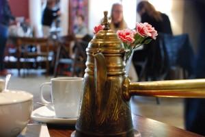Kardamon, kawa, gożdziki
