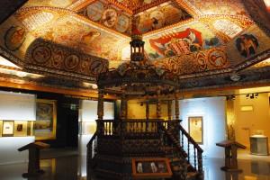 Współczesna rekonstrukcja synagogi zGwoźdźca