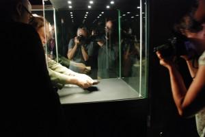 Wenus zDolnich Vestonic zachwilę znajdzie się wwitrynie ekspozycyjnej...