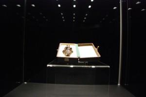 Finalna instalacja etiu zfigurką Wenus
