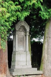 Pomnik poległych w Wojnie Światowej.