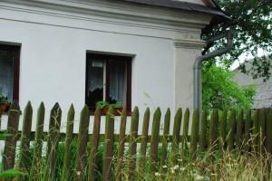 Lipina. Jeden z najstarszych domów.