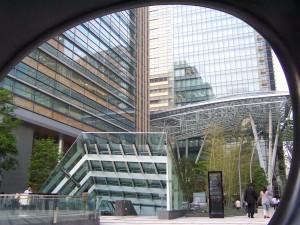 Tokyo Midtown / Centrum handlowe Tokyo Midtown