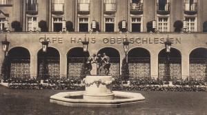 Haus Oberschlesien, lata 30-te XX wieku, Gliwice/Gleiwitz