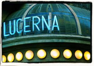 Legenda / Legend (Lucerna, Prague)