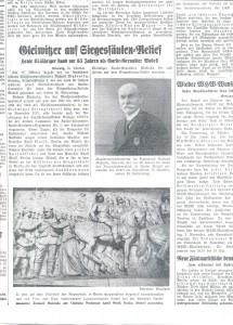 Historia Makiolli. Artykuł prasowy z1936 roku