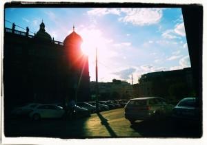 Lśnienie / Shine (Prague)