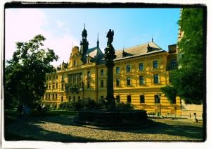 A building / Budynek  (Prague)