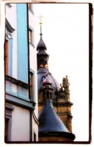Święci i wieże / Saints and spires