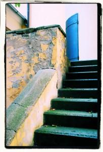 Stairs / Schody (Olomouc)