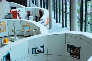 Świat techniki / Center for Science&Technology (interior), DOV Ostrava