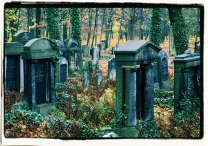 Tyle zostało. Nowy cmentarz żydowski wGliwicach