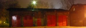 Czerwone drzwi (wersja 2)