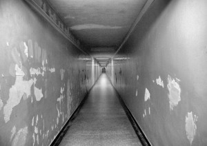 Tunel / Tunnel / Raumflucht (Nowa Huta)