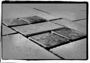 Śląskie kamenie pamięci, których wciąż nie ma... (na zdjęciu kamienie z Krnova)