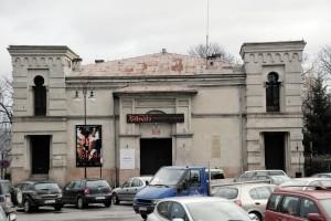 Dawna synagoga. Nowy Sącz