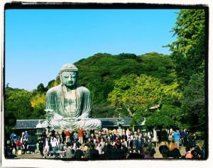 Wielki Budda wKamakurze / Great Budda in Kamakura