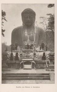 Kamakura, zdjęcie zepoki / Kamakura. Photo from the beginning of the 20th century