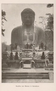 Kamakura, zdjęcie z epoki / Kamakura. Photo from the beginning of the 20th century