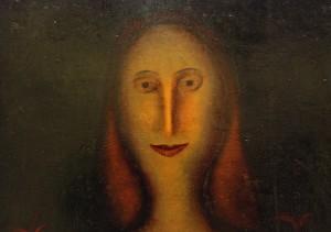 Mona liza, Jan Zrzavy (fragment)