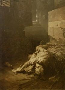 Samobójstwo Pierre'a de Vignes, A. Mucha