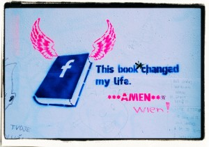 Face this book