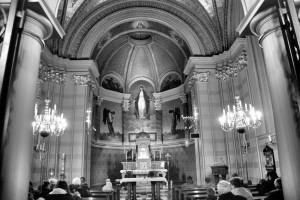 Das Gebet / Modlitwa (Die Schlosskapelle / Kaplica pałacowa)