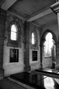 Kaplica cmentarna (Sudice, 2015)