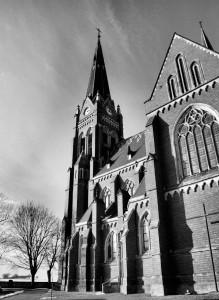 Kościół (Sudice, 2015)