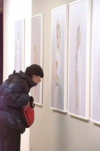 Zbliżenie. White Power, fragment wystawy (Katowice, 2015)