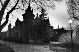 Das Abend(teuer) / Wieczór / Schloss in Plawniowitz / Pałac wPławniowicach