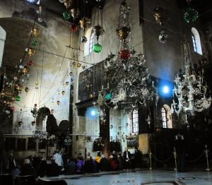 Kryształowe kule. Bazylika Narodzenia / Crystal Balls. Church of Nativity
