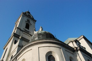 Kościół p.w. św.Wacława (Krzanowice, 2015)