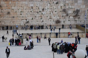 Wetern Wall / Mur Zachodni (Jerozolima, Jerusalem)