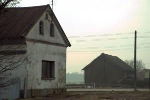 Dom wbiałym (seria: Dawne Bieńkowice)