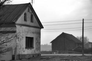 Das altes Haus (und die Strecke no. 45)