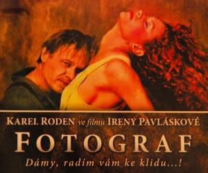 Fotograf (wlepka promująca film, repr. Leszek Jodliński)
