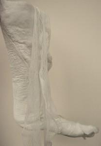 Portret z szarfą (bandaż klasy D)