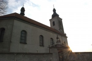 Kościół księdza Pawlara (1), Bieńkowice